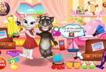 Игра Кот Том и Анжела летом