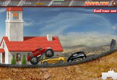 Игра Безумный грузовик 2
