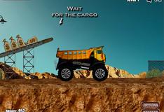 Игра Перевези деньги на грузовике