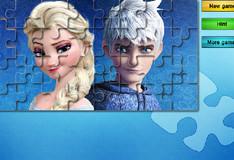 Игра Игра Холодное сердце. Эльза и Джек