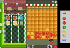 Игра Для приготовления пиццы Цезарь необходим набор определенных ингредиентов. Они представлены грибами, салями, помидорами, рыбой и многим другим. В данной игре бороться за ингредиенты придется с лучшим поварами, которые являются настоящими  профессионалами в