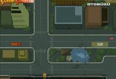 Игра Управление американским автобусом