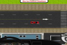 Игра Управление охранной машиной
