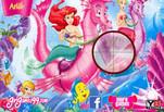 Игра Игра Принцесса Ариэль Скрытые Буквы
