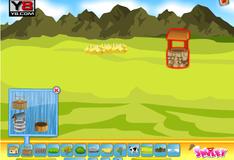 Игра Декор для фермы