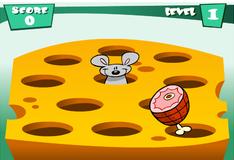 Игра бей по сыру