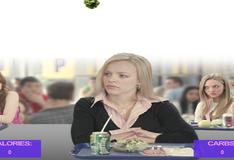 Игра Девушка на диете