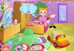 играйте в Малышка Хейзел в детском саду