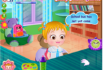 Игра Малышка Хейзел изучает транспорт