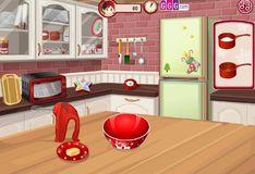 Игра Кухня Сары: стеклянное печенье