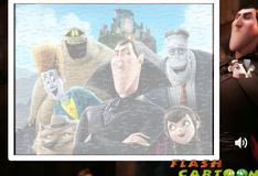 Игра Семейное фото монстров