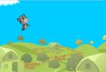 играйте в Кот Том летает