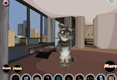 Украшение комнаты кота Тома