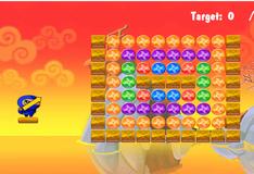 Игра Ниндзя лопает шарики