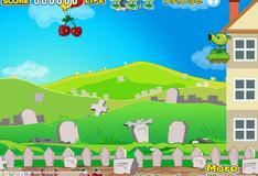 Игра Нападение злых зомби