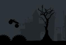 Игра Монстр-трак в мире теней 2