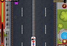Водитель скорой помощи