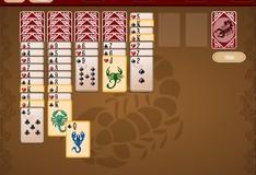 Игра Игра Пасьянс Скорпион 2