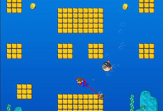 Игра Игра Марио и рыбки