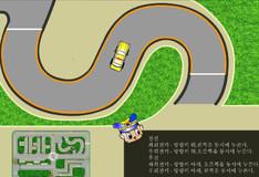 Игра Игра Тест на практику вождения
