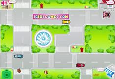 Игра Игра Первый День Вождения Сюзен