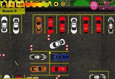 Игра Игра Класс вождения: Парковка