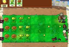 Игра Игра Зомби против растений