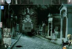 Игра Игра Побег из кладбища