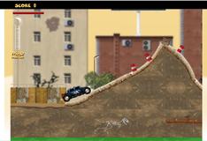 Игра Яростная гонка на внедорожнике