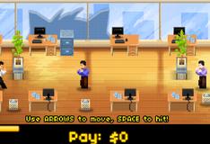 Игра Яростное сражение в офисе
