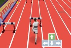 Игра Барьерный бег: летние Олимпийские игры