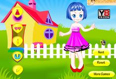 Игра Кукольный домик Сью