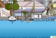 Игра Игра Безумная Акула
