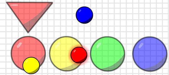 Игра Простые шарики