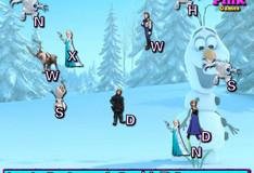 Игра Игра Холодное Сердце Сбей Букву