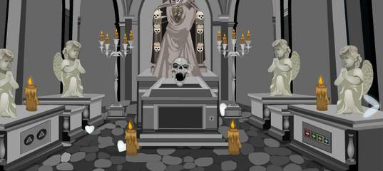Игра Ангелы и демоны: Побег из храма