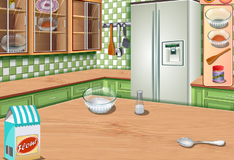 Игра Сара готовит блинчики