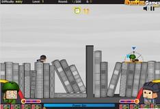Игра Игра Сражение на книжной полке