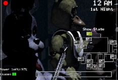 Игра Игра Пять ночей с Фредди 2