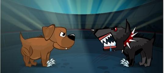 Игра Собаки мутанты
