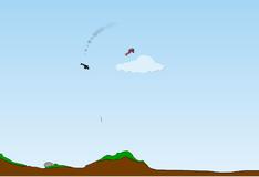 Игра Войнушка на самолетах