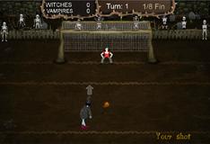 Игра Ведьмы  против зомби