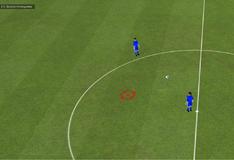 Скоростная игра в футбол