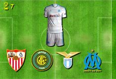 Игра Футбольные логотипы