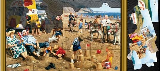 Игра Пазл-мания Песочница