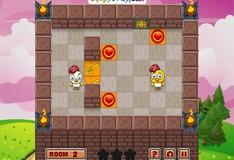 Игра Игра Влюблённые птички