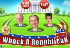 Игра Игра Игра Ударь республиканца