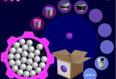 Игра Игра Фабрика мячей