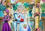 играйте в Игра Эльза Свадебный поцелуй