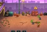 Играть бесплатно в Отряд Анти зомби
